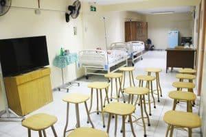 Caregiver Room