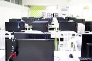 Grade School Computer Laboratory
