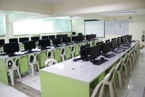 High School Computer Laboratory