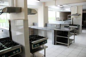 Institutional Kitchen